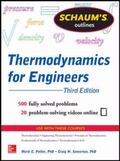 Schaum's Outline of Thermodynamics for Engineers, 3ed