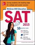 McGraw-Hill Education SAT with DVD-ROM, 2015 Edition