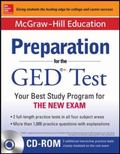 McGraw-Hill Education Preparation for the GED� Test with CD-ROM