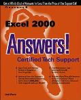 Excel 2000 Answers!