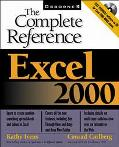 Excel 2000 The Complete Reference