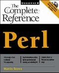 PERL: The Complete Reference - Martin C. Brown - Paperback - BK&CD ROM