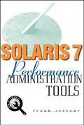 Solaris 7 Performance Administration Tools