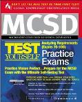 MCSD Analyzing Requirements Test Yourself Personal Exam