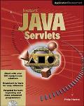 Instant Java Servlets (Book/CD-ROM Package) - Phillip Hanna - Paperback - BK&CD-ROM