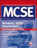 MCSE Windows 2000 Accelerated Instructor's Pack - Walter Merchant - Paperback