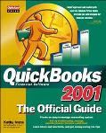Quickbooks 2001:official Guide