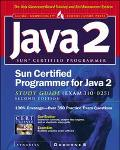 Sun Certified Programmer for Java 2 Study Guide Exam 310-025