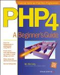 Php4 A Beginner's Guide