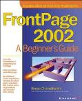 Frontpage 2002:beginner's Guide