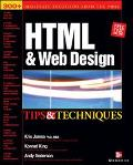 Html and Web Design Tips & Techniques