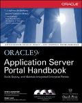 Oracle9I Application Server Portal Handbook