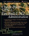Check Point Vpn-1/Fire Wall-1 Ng Administration