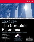 Oracle9I The Complete Reference