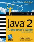 Java 2 A Beginner's Guide