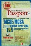 Mike Meyers' MCSA .Managing a Microsoft Windows Server 2003 Network Environment Certificatio...