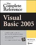 Visual Basic 2005 The Complete Reference