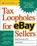 Tax Loopholes for Ebay Sellers How to Make More Money And Pay Less Tax