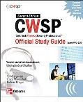 Cwsp Certified Wireless Security Professional Official Study Guide Exam Pwo - 200