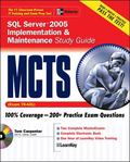 Mcdba SQL Server 2005 Database Technology Specialist Study Guide