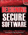 Designing Secure Software