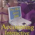 Accounting Interactive  Pre MBA 2000