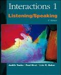 Interactions I Listening/Speaking