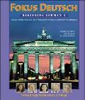 Fokus Deutsch Beginning German 2