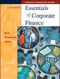 Essentials of Corporate Finance Ready Notes