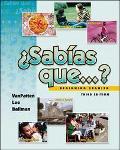 Sabias Que? Beginning Spanish