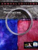 Annual Editions: Human Resources 00/01