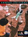 Annual Editions: Educational Psychology 00/01 (Annual Editions)