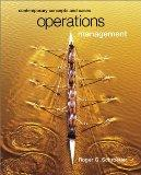 Operations Management: Contemporary Concepts