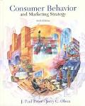 Consumer Behavior and Market Strategy J. Paul Peter, Jerry C. Olson