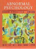 Abnormal Psychology Current Perspectives