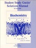 Biochemistry: The Molecular Basis of Life (Study Guide)
