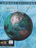 American Foreign Policy 01-02