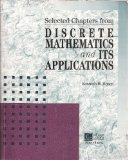 Selected Chapters From Discrete Mathematics and Its Applications (College Custom Series)