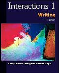 Interactions 1 Writing Sb