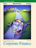 Fundamentals of Corporate Finance: Alternate Wall Street Journal Edition