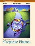 Fundamentals of Corporate Finance: Standard Wall Street Journal Edition