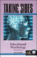 Taking Sides Clashing Views in Educational Psychology