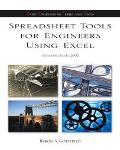 Spreadsheet Tools for Engineers Using Excel Including Excel 2002