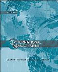 International Management Text and Cases