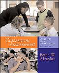 Classroom Assessment Concepts and Applications