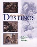 Destinos: Second Edition of the Alternate Edition