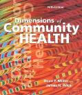 Dimensions of Community Health with PowerWeb: Health and Human Performance