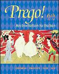 Prego An Invitation to Italian