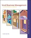 Small Business Management An Entrepreneur's Guidebook