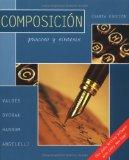 Composicion Proceso Y Sintesis Cuarta Edicion 4th Edition (Fourth Edition)